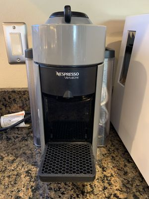 Nespresso vertuo for Sale in Maple Valley, WA