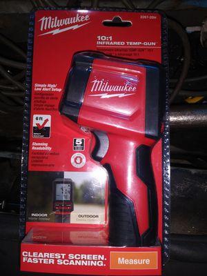 Milwaukee temp-gun for Sale in Stockton, CA