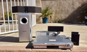 Panasonic 5-disc changer DVD Sound System for Sale in San Dimas, CA
