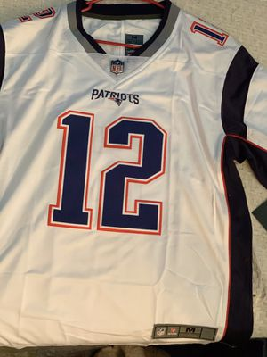Tom Brady New England patriots jersey for Sale in Thousand Oaks, CA
