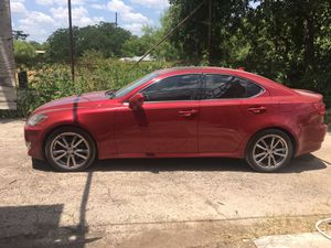 08 Lexus is250 for Sale in San Antonio, TX