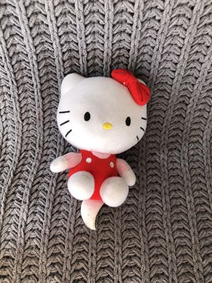 Hello Kitty small plush for Sale in Fresno, CA