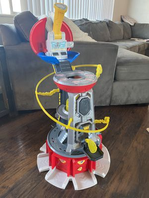 Paw Patrol Mighty Pups Tower for Sale in Huntington Beach, CA