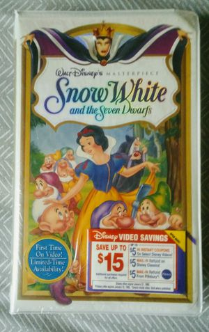 Snow White VHS [new, sealed!] for Sale in Prineville, OR