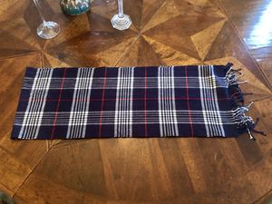 Burberry Classic Check Cashmere Scarf for Sale in Bethesda, MD