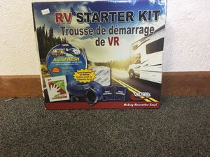 Rv starter kit for Sale in Hesperia, CA