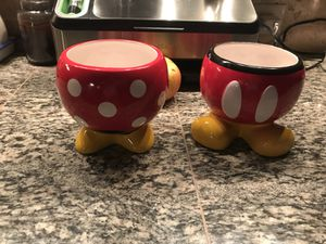 Micky Minnie Disney planters NEW for Sale in Ben Wheeler, TX