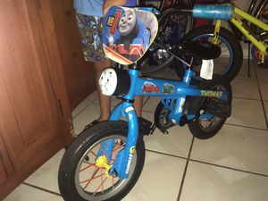 Small Thomas the train bike for Sale in Haines City, FL