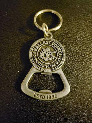 Ballast Point Keychain/Bottle opener for Sale in Chicago, IL