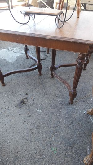 Antique table for Sale in Bloomington, CA