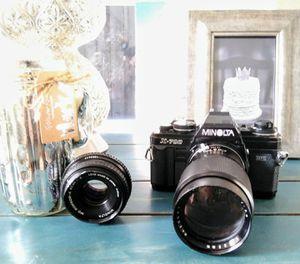 Minolta X-7 Film Camera for Sale in Sacramento, CA