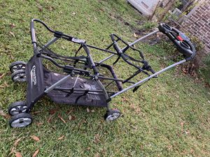 Snap-n-go twin stroller for Sale in Beaumont, TX