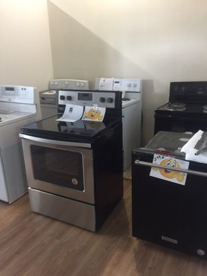 Electric stoves, coil stoves, gas stoves, Appliances new scratch and Dent for Sale in Oakland Park, FL