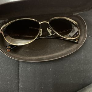 Michael Kors Sunglasses Gold Authentic for Sale in Sterling, VA