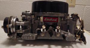 Edelbrock 4 Barrel Carburetor. for Sale in Seattle, WA