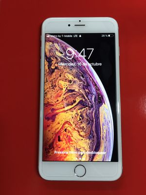 iPhone 6plus unlocked factory for Sale in Hollywood, FL