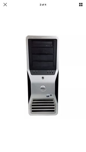 Dell Precision T7400 8-Core 3.00GHz 5450 64GB RAM 1TB HDD for Sale in Fairfax, VA