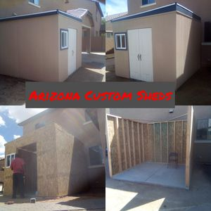 Custom sheds, outdoor kitchens&gates for Sale in Phoenix, AZ