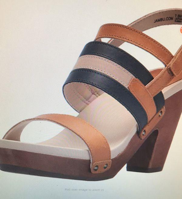 Jambu Viola Sandal - size 7 - new never worn