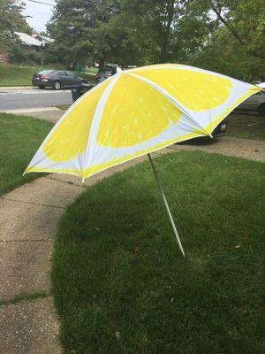 Beach/camping umbrella for Sale in Wheaton-Glenmont, MD