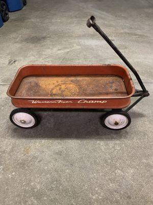 Vintage Western Flyer Champ Wagon for Sale in Sanford, MI