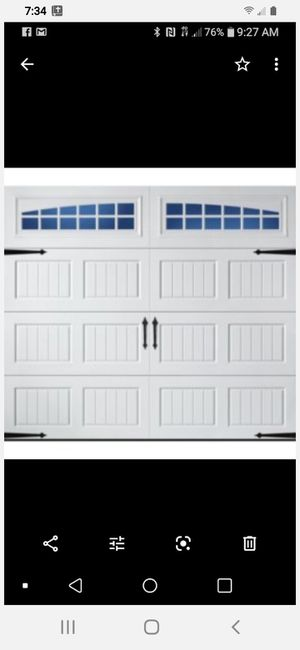 10x8 Garage Doors for Sale in Jonesboro, GA