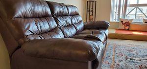Recliner sofa for Sale in Dublin, CA