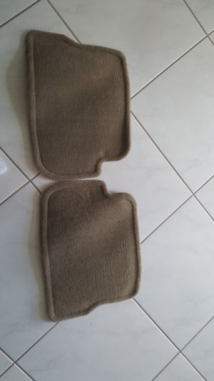 New car mats back floor for Sale in Pompano Beach, FL
