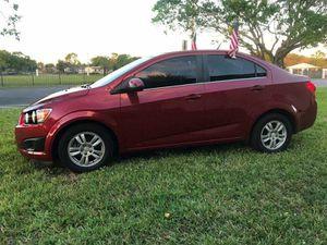 2013 Chevy Sonic LTZ for Sale in Miami, FL