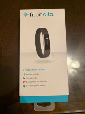 Fitbit alta for Sale in Houston, TX