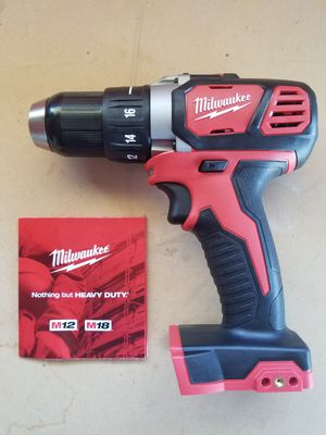 M18 Milwaukee Drill Tool only Brand NEW !!!! for Sale in Bakersfield, CA
