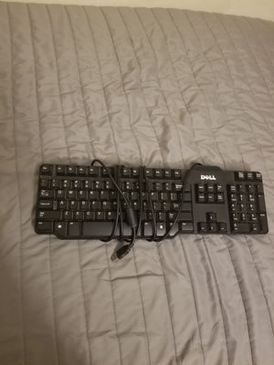 Dell keyboard for Sale in Bell, CA