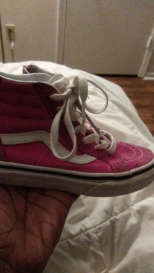 Vans Little Girl Shoe for Sale in St. Louis, MO