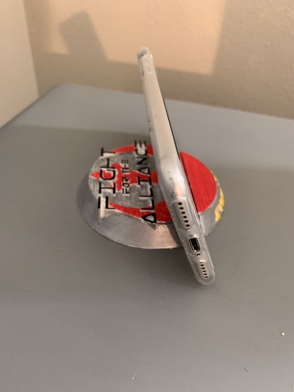 Star Wars mobile phone holder