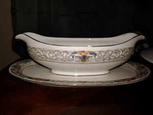 Hutschenreuther antique gravy boat made in the 1800's appraised at $60 for Sale in Revere, MA