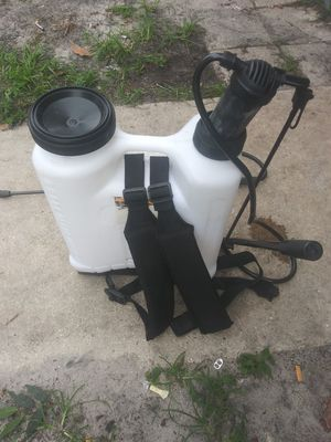 Greenwood 4 gal backpack sprayer for Sale in Margate, FL