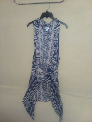 Charming Charlie women's vest for Sale in Swainsboro, GA