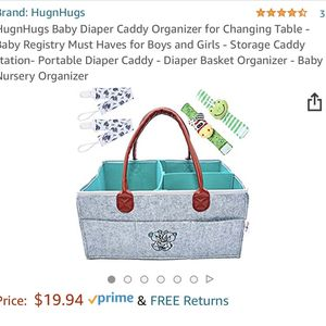 New Diaper caddy for Sale in Silver Spring, MD