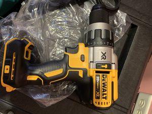 20v hammer drill dewalt xr for Sale in Oak Lawn, IL