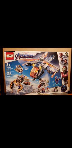 NEW LEGO MARVEL AVENGERS HULK - HELICOPTER RESCUE! for Sale in Apopka, FL