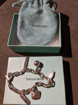 Tiffany Co. Charm Bracelet for Sale in Turlock, CA