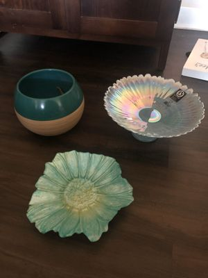 Bowls home decor for Sale in Rosemont, IL