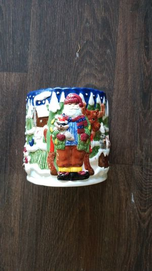 Harry and David Santa Claus Christmas Jar for Sale in Portland, OR