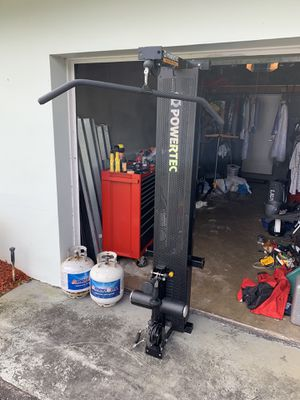 Powertec Workout Cable Machine for Sale in Delray Beach, FL