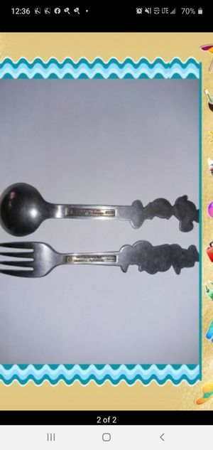VINTAGE CHILDREN'S SILVERWARE for Sale in Brandon, FL