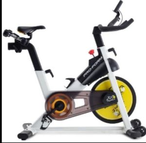 NEW PROFORM SPINNING BIKE TOUR DE FRANCE ALREADY ASSEMBLED for Sale in Glendale, CA