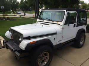 Jeep Wrangler yj 1991 for Sale in Grove City, OH