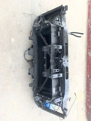 2014-2018 GMC Sierra/Denali complete radiator support for Sale in Dallas, TX