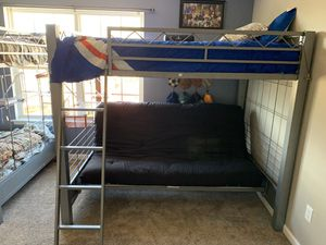 Kids Bunk Bed/Sofa Couch for Sale for sale  Temple, GA