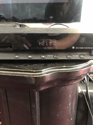 Sony CD/DVD player surroundsound for Sale in Fontana, CA